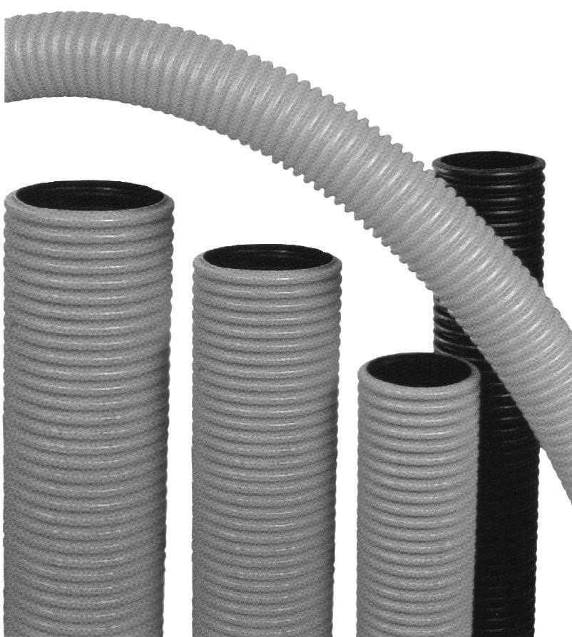 Tubi Cavidotto Corrugati in Polietilene