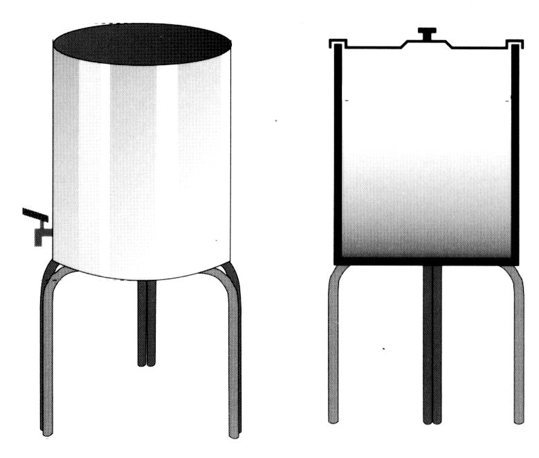 Accessori per Contenitori Olio e Vino Cordivari