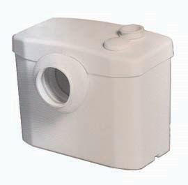 Stazioni di pompaggio scarichi WC Sanitrit