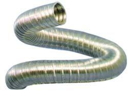 Tubi in alluminio flessibile