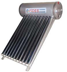 Pannelli solari a circolazione naturale sottovuoto Fides