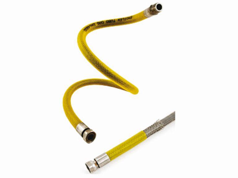Flessibili inox per gas Emiflex
