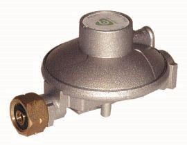 Regolatori bassa e alta pressione gas