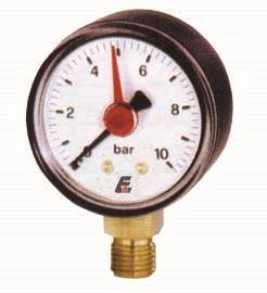 Manometro gas