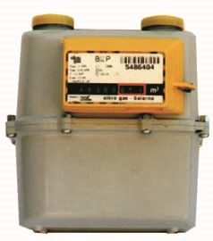 Misuratore volumetrico gas naturale e Gpl