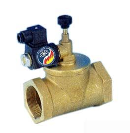 Elettrovalvole gas Fides
