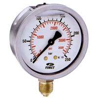 Termometri, manometri e pressostati